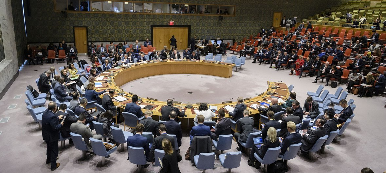 The UN Security Council debates Iran's nuclear programme on 12 December 2018.