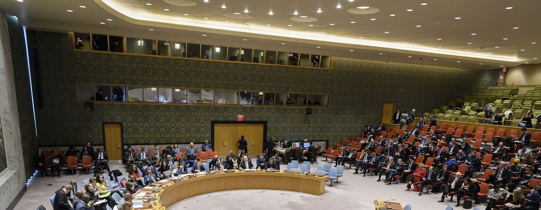 Segundo uma resolução do Conselho de Segurança, o Gabinete Integrado das Nações Unidas para a Consolidação da Paz na Guiné-Bissau deve encerrar em 2020.