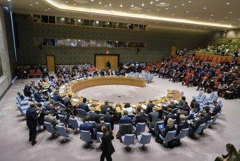 2018年12月12日,联合国安全理事会就伊朗的核计划问题进行了辩论。