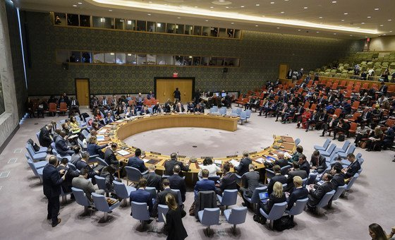 The UN Security Council debates Iran's nuclear programme on 12 December 2018.