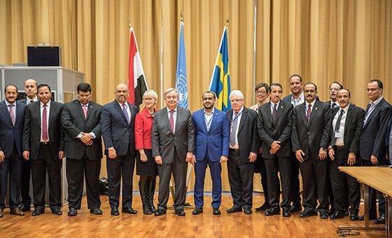 В Швеции успешно завершились политические консультации по Йемену, 13 декабря 2018