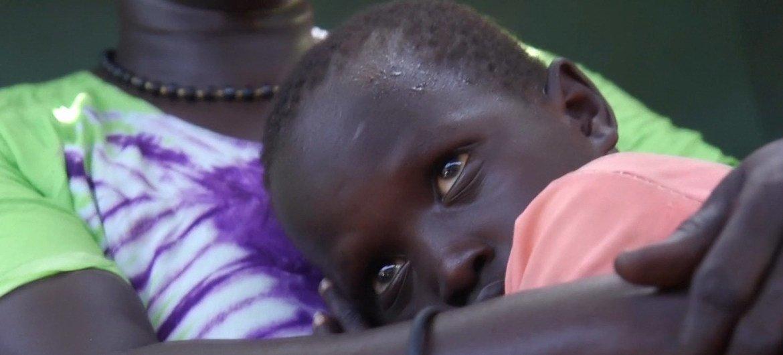لايزال هناك حوالي خمسة عشر ألف طفل مفصولين عن ذويهم أو مفقودين منذ اندلاع العنف في جنوب السودان