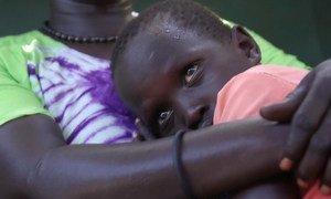 Les enfants sont parmi les premières victimes de la violence au Soudan du Sud.