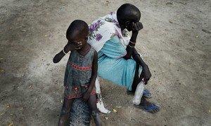 Cinco anos após o início da guerra civil, mais de 2,2 milhões de sul-sudaneses buscaram segurança em seis países vizinhos.