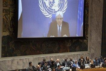 Enviado especial do secretário-geral para o Iémen informou o Conselho de Segurança de que foi dado um passo decisivo para a paz.