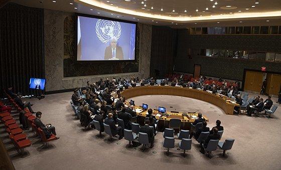Специальный представитель Генерального секретаря ООН по Йемену Мартин Гриффитс рассказал членам Совбеза о договоренностях, достигнутых на встрече в Швеции.