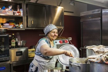 Italy. Restaurant run by refugees and local entrepreneurs opens in Catania