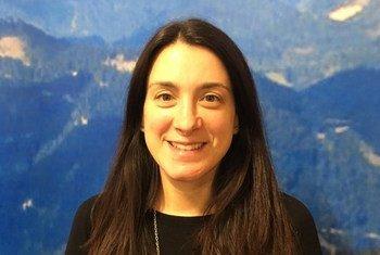 Cristina Carreiras - Especialista da Comissão Europeia em mudanças climáticas