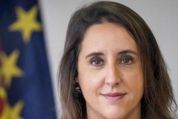 Rosa Monteiro, Secretária de Estado para a Cidadania e a Igualdade de Portugal
