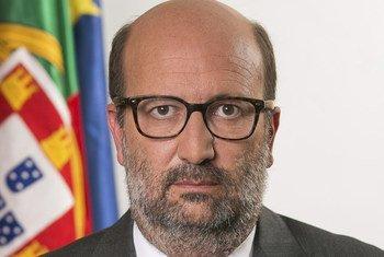 João Pedro Matos Fernandes, Ministro do Ambiente e da Transição Energética de Portugal