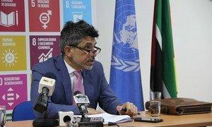 Victor Madrigal-Borloz é Especialista Independente das Nações Unidas em matéria de proteção contra a violência e discriminação baseada na orientação sexual e identidade de gênero
