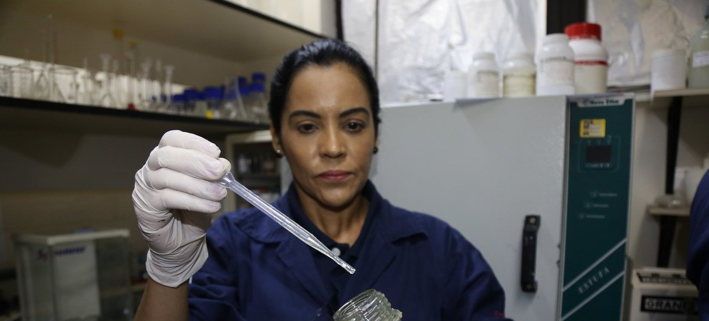 Laboratório de Hidrogênio da Ufrj também produz pilhas que geram energia limpa, sem combustão e emissão de poluentes.