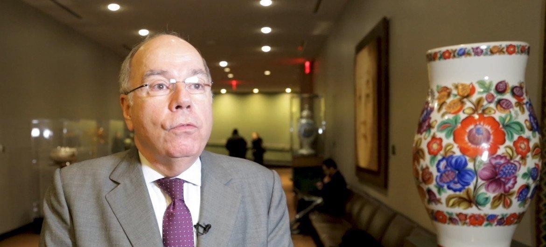 Mauro Vieira pediu aos países que se preparem para mais dar apoio à Guiné-Bissau