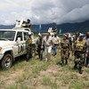 As Nações Unidas e parceiros se ofereceram para apoiar a auxílio que é liderado pelo governo.