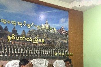 联合国助理秘书长、开发计划署助理署长兼亚太局局长徐浩良于2018年12月11日访问了缅甸若开邦北部的茂夺地区。