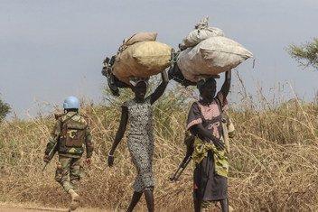 Matatizo ya muda mrefu yamesababisha mateso makubwa kwa watu wa Sudan Kusini hasa  wanawake.