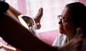 OMS: o câncer de colo de útero  é uma das maiores ameaças para a saúde das mulheres
