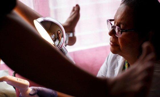 OMS: o câncer de colo de útero  é uma das maiores ameaças para a saúde das mulheres.