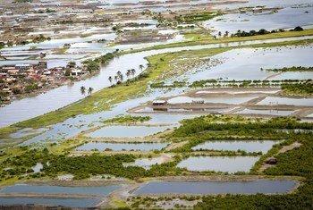 A Unesco lembra que quase todas as atividades humanas dependem da água, seja a produção de alimentos, a geração de energia ou a indústria.