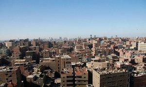 مدينة القاهرة، مصر.