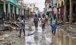 Kimbunga Matthew chaitikisa Haiti