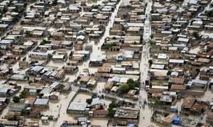 Madhara ya kimbunga Tomas nchini Haiti