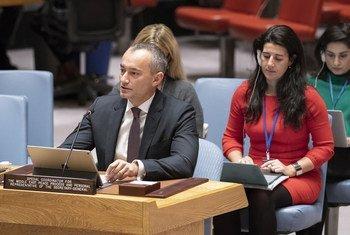 """Mladenov também alertou para a retórica de provocação constante que ameaçam  uma """"situação já volátil além do ponto de ebulição."""""""