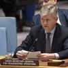 联合国负责维和事务的副秘书长拉克鲁瓦今天在安理会通报了秘书长关于南苏丹局势的报告。