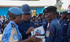 Electoral Preparations in Democratic Republic of Congo: a reminder of the officer's role before, during and after the polls.
