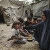 Food insecurity is on the rise in Gaza as the COVID-19 pandemic threatens a steep spike in poverty throughout the Arab region.