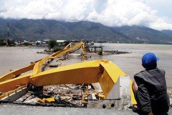 La isla indonesia de Sulawesi fue azotada por un tsunami y un terremoto en septiembre de 2018. Más de 2000 personas murieron y 80.000 fueron desplazadas.