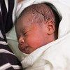 Esta bebé nació en el primer minuto de 2019, el 1 de enero en Fiji. Losena fue una de las dos madres que dieron a luz entre las 12:00 y las 12:01 en un hospital apoyado por UNICEF en Suva, Fiji.