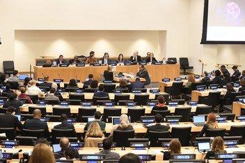 Segunda Comissão da Assembleia Geral: reunião sobre economia circular para ODSs