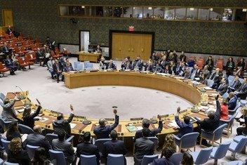 El Secretario General vota de manera unánime para aprobar el respaldo al acuerdo de Yemen.