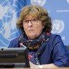 لويز أربور- الممثلة الخاصة للأمين العام بشأن الهجرة الدولية