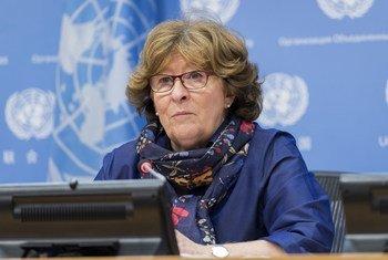 """Louise Arbour, considera que o Pacto Global para a Migração """"é um grande projeto de cooperação internacional"""""""