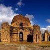 Paysage archéologique sassanide de la région du Fars, en Iran, classé au patrimoine mondial de l'UNESCO en 2018.