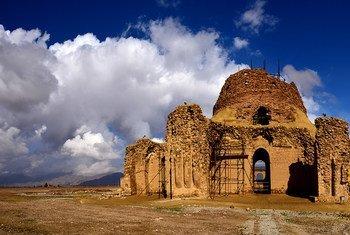 Paisagem Arqueológica na Região de Fars, na República Islâmica do Irã, listada como Patrimônio Mundial da Unesco em 2018.
