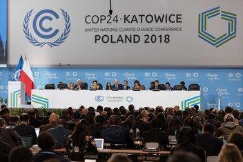 Esta 24º COP contará com a presença de mais de 28 mil pessoas.