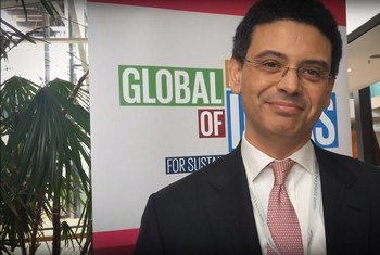 Pedro Conceição, diretor nomeado do Escritório do Relatório de Desenvolvimento Humano