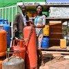 Rwanda. Mkimbizi mjasiriamali kutoka Burundi ambaye ameweza kujenga upya maisha yake licha ya kuwa mkimbizi.