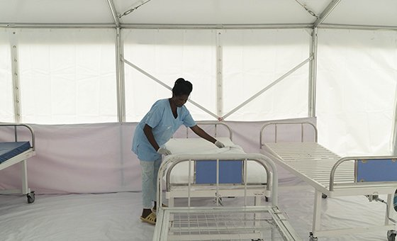 Na República Democrática do Congo, a epidemia de sarampo afeta todas as 26 províncias do país e foram registradas mais de 5 mil mortes,