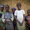 Des enfants dans une région reculée du Mali.