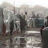 مفوضية شؤون اللاجئين تقدم الإغاثة الطارئة لآلاف اللاجئين السوريين المتضررين من العاصفة الأخيرة في لبنان - 6 كانون الثاني/يناير 2019.