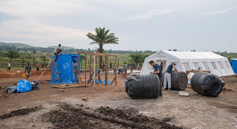 Le Fonds d'urgence de l'ONU alloue 10 millions de dollars à la réponse au virus Ebola en RDC