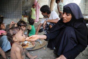 Wakati vita ilipoanza nchini Yemen mwaka 2015, Yemen ilikuwa imeshawekwa katika kundi la nchi maskini zaidi duniani.