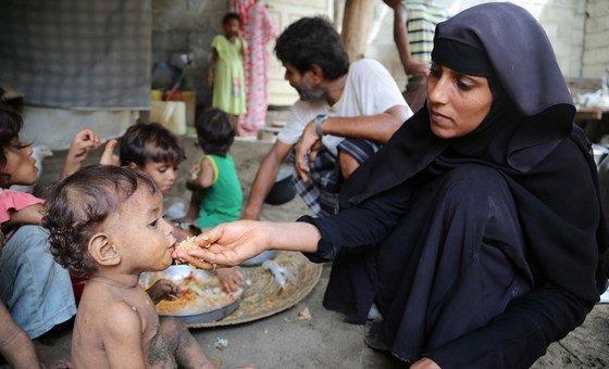 Quando os conflitos começaram em 2015, o Iêmen já estava entre os países mais pobres do mundo.