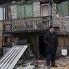 Dans l'est de l'Ukraine, les conditions de vie des personnes vivant dans la zone de conflit sont très difficiles.
