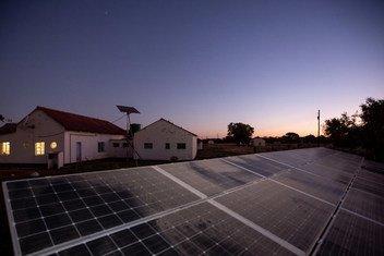 Sistema de irrigação solar fornecerá água para 30 famílias de agricultores