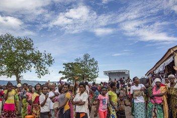 De acordo com o Acnur, mulheres e meninas refugiadas, em particular, estão em risco de estupro e agressão sexual.